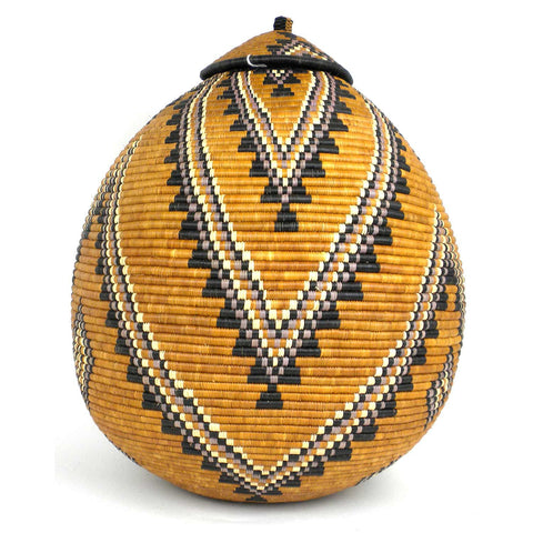 Zulu Wedding Basket - 62 - Ilala Weavers