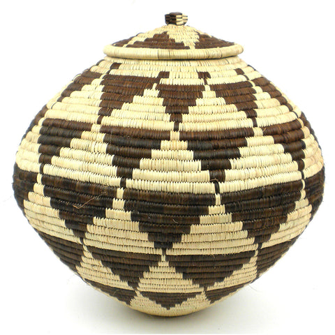 Zulu Wedding Basket - 073 - Ilala Weavers