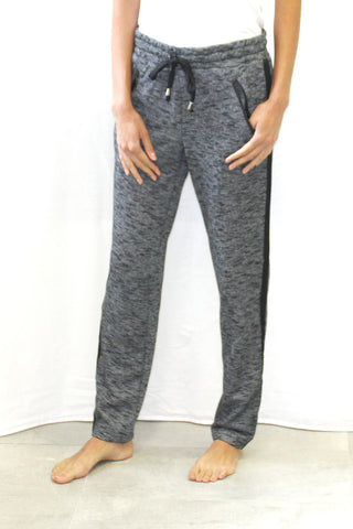 Side Stripe Track Pants with Pockets