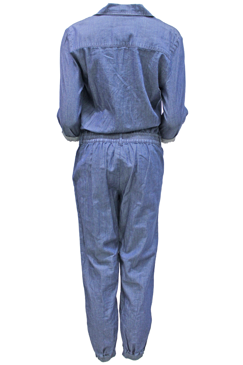 Denim Boiler Suit - New Look - 2