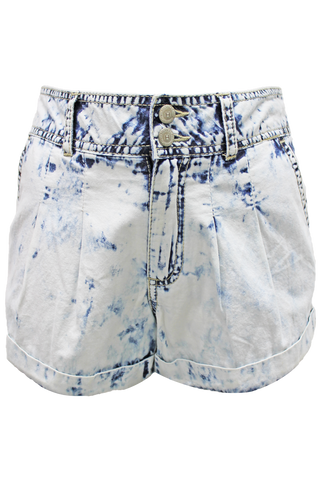 High Waisted Short - New Look - 1