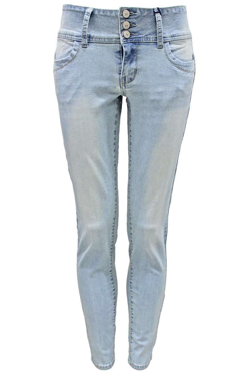 high waisted jeans light wash