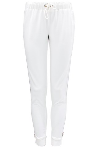 Side Zip Athletic Pant - New Look - 1
