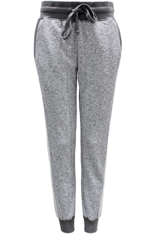 heather track pant