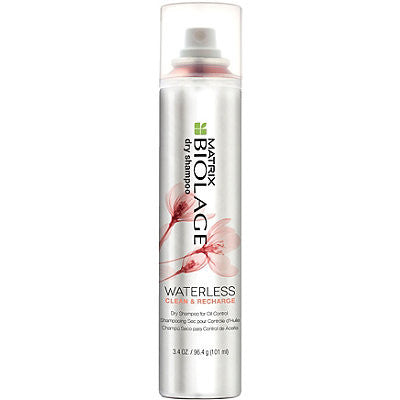 Biolage Waterless Clean & Recharge Dry Shampoo 3.4oz - Hair Cosmopolitan