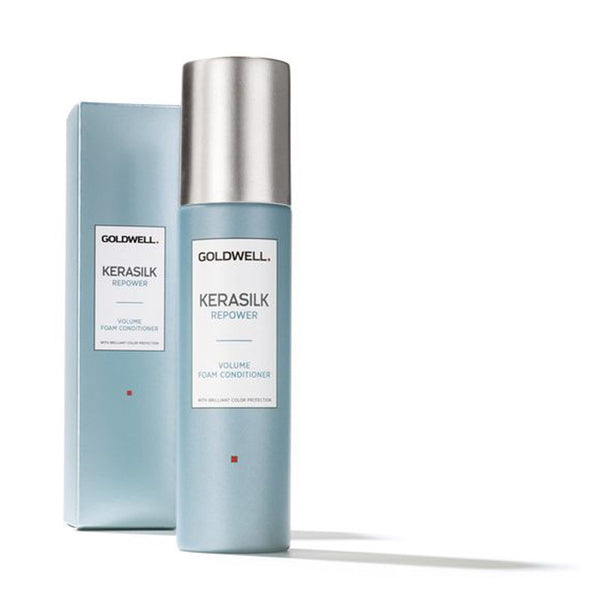 Kerasilk Repower Volume Foam Conditioner - Hair Cosmopolitan