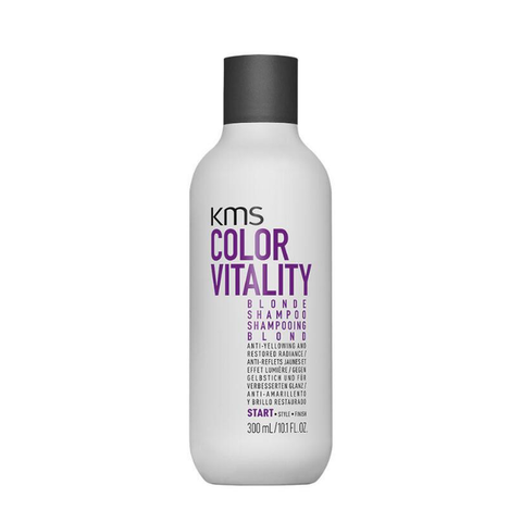 KMS Colorvitality Blonde Shampoo - Hair Cosmopolitan