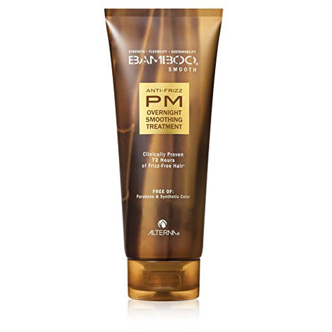 Alterna Bamboo Smooth PM Anti-Frizz Overnight Smoothing Treatment - Hair Cosmopolitan