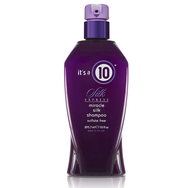 Silk Express Miracle Silk Shampoo - Hair Cosmopolitan