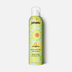 amika un.done volume and matte texture spray - Hair Cosmopolitan