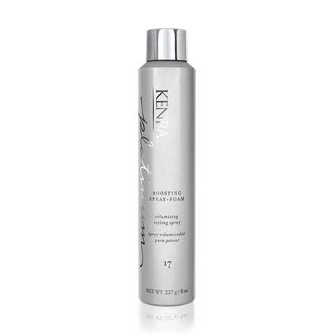 KENRA PROFESSIONAL Platinum Boosting Spray Foam 17 - Hair Cosmopolitan