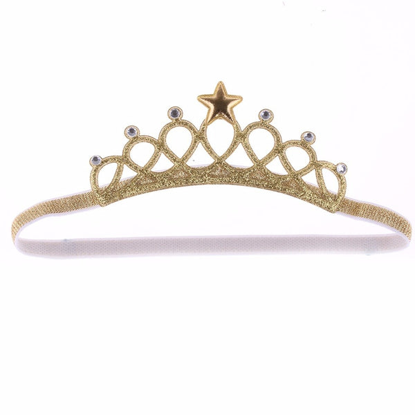 Baby Princess Tiara Headband - Hair Cosmopolitan