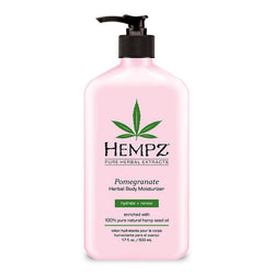 Pomegranate Herbal Body Moisturizer - Hair Cosmopolitan