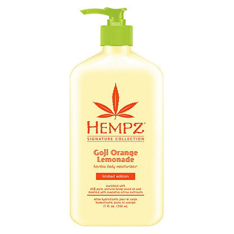 Limited Edition Goji Orange Lemonade Moisturizer - Hair Cosmopolitan