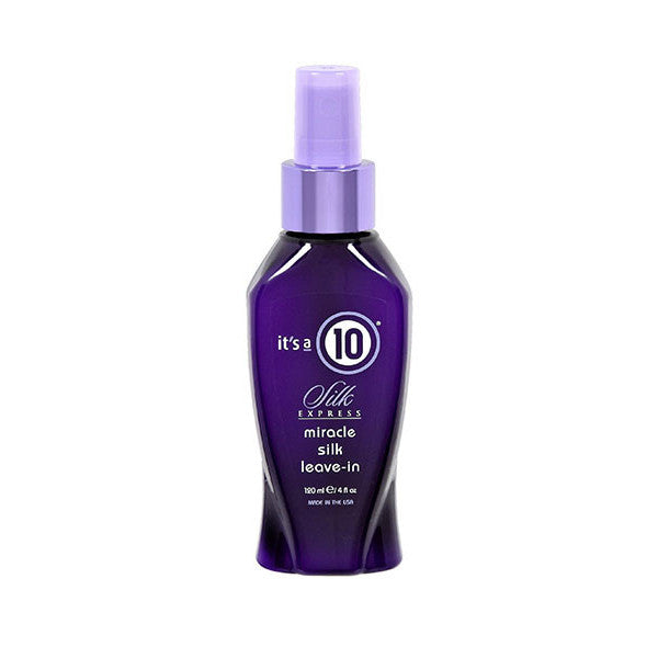 Silk Express Miracle Silk Leave-In - Hair Cosmopolitan