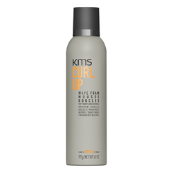 KMS Curlup Wave Foam - Hair Cosmopolitan