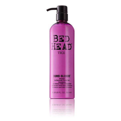 TIGI Bed Head Dumb Blonde Shampoo - Hair Cosmopolitan