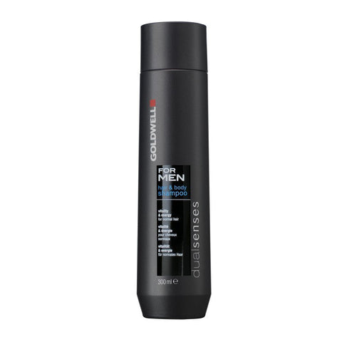 Goldwell Dualsenses For Men Hair and Body Shampoo - Hair Cosmopolitan