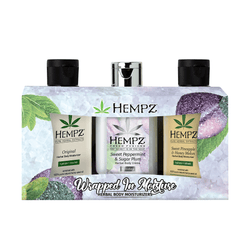 HEMPZ Wrapped In Moisture Gift Set
