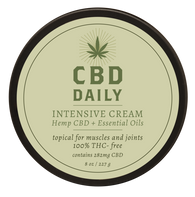 CBD Intensive Cream 1.7 oz - Hair Cosmopolitan