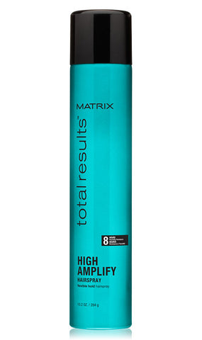 TOTAL RESULTS HIGH AMPLIFY FLEXIBLE HOLD HAIRSPRAY - Hair Cosmopolitan