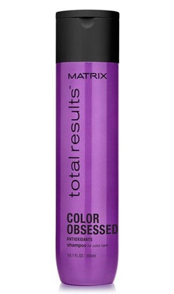 TOTAL RESULTS COLOR OBSESSED SHAMPOO FOR COLOR TREATED HAIR - Hair Cosmopolitan