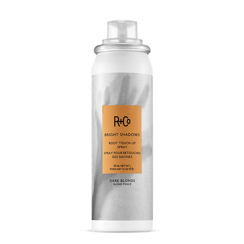 R+Co BRIGHT SHADOWS ROOT TOUCH-UP SPRAY: DARK BLONDE - Hair Cosmopolitan