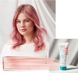 ROSE GOLD COLOR DEPOSITING MASK - Hair Cosmopolitan