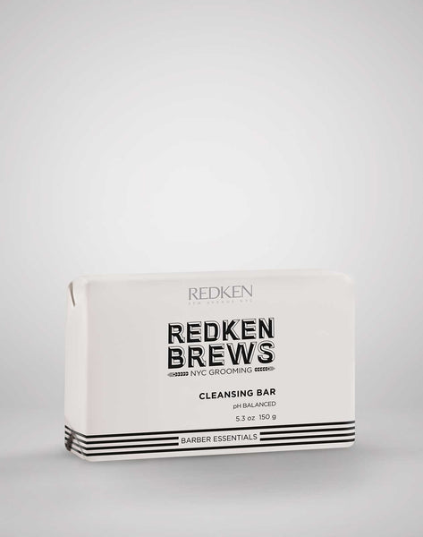 REDKEN BREWS CLEANSING BAR