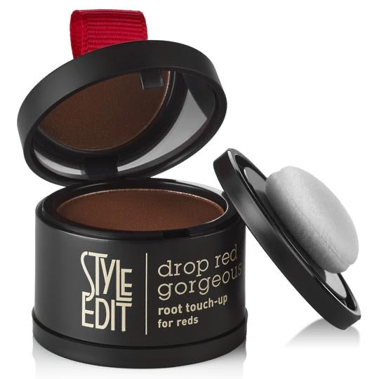 Style Edit Drop Red Gorgeous Root Touch Up Powder-3 shades - Hair Cosmopolitan