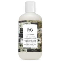 R+Co CASSETTE CURL SHAMPOO + SUPERSEED OIL COMPLEX - Hair Cosmopolitan