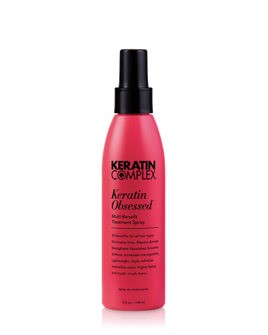 Keratin Obsessed® Multi-Benefit Treatment Spray - Hair Cosmopolitan