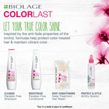 COLORLAST SHAMPOO WITH ORCHID FOR COLOR TREATED HAIR - Hair Cosmopolitan