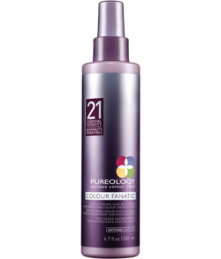 Pureology COLOUR FANATIC MULTI-BENEFIT LEAVE-IN TREATMENT - Hair Cosmopolitan