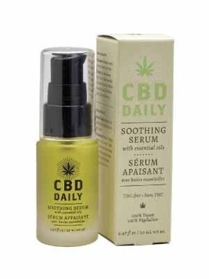 CBD Soothing Serum 0.67 oz - Hair Cosmopolitan