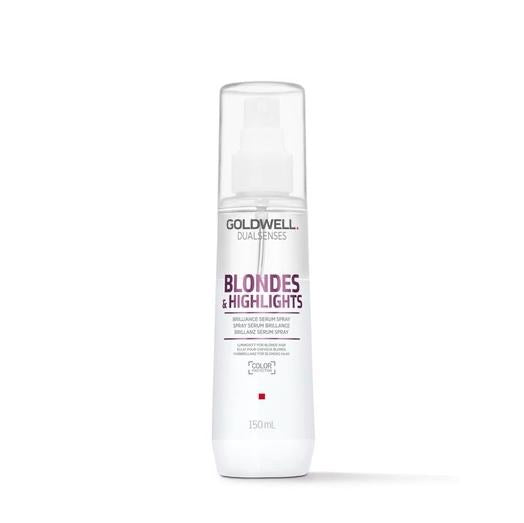 Goldwell Dualsenses Blondes & Highlights Brilliance Serum Spray - Hair Cosmopolitan