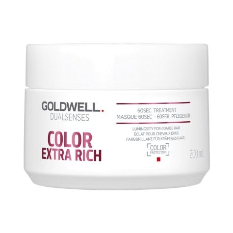 Goldwell DualSenses Color Extra Rich Brilliance 60 Second Treatment - Hair Cosmopolitan