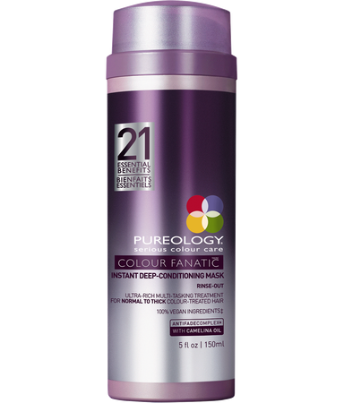 Pureology COLOUR FANATIC INSTANT DEEP CONDITIONING MASK - Hair Cosmopolitan