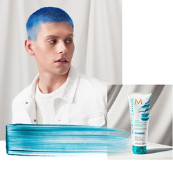 AQUAMARINE COLOR DEPOSITING MASK - Hair Cosmopolitan