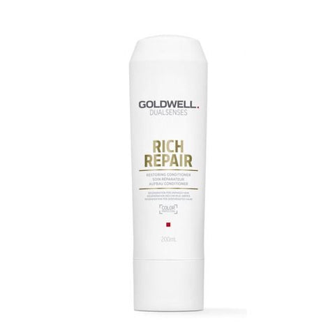 Goldwell Dualsenses Rich Repair Restoring Conditioner - Hair Cosmopolitan
