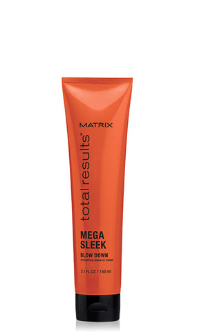 TOTAL RESULTS MEGA SLEEK BLOW DOWN CREAM - Hair Cosmopolitan