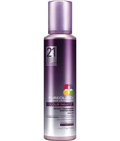 Pureology COLOUR FANATIC INSTANT CONDITIONING WHIPPED HAIR CREAM - Hair Cosmopolitan