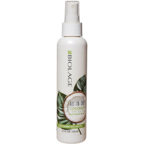 Biolage Biolage All-In-One Coconut Infusion Multi-Benefit Spray