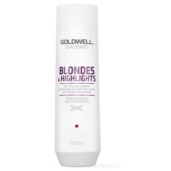 Goldwell Dualsenses Blondes & Highlights Anti-Yellow Shampoo - Hair Cosmopolitan