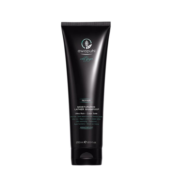 Paul Mitchell AWAPUHI WILD GINGER Moisturizing Lather Shampoo - Hair Cosmopolitan