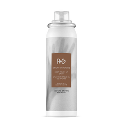 R+Co BRIGHT SHADOWS ROOT TOUCH-UP SPRAY: MEDIUM BROWN - Hair Cosmopolitan