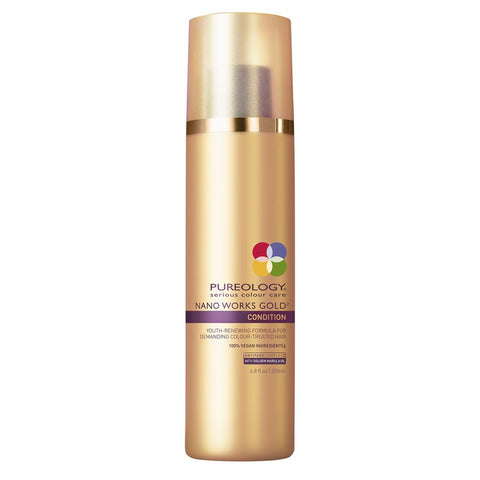 Pureology Nano Works Gold Condition - Hair Cosmopolitan