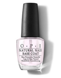 O.P.I-NATURAL NAIL BASE COAT-HAIR COSMOPOLITAN