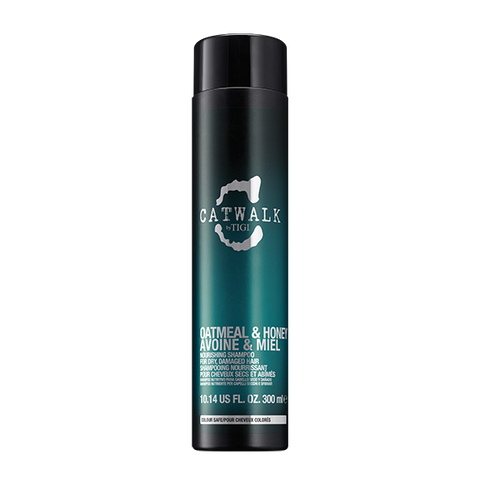 TIGI Catwalk Oatmeal & Honey Shampoo - Hair Cosmopolitan