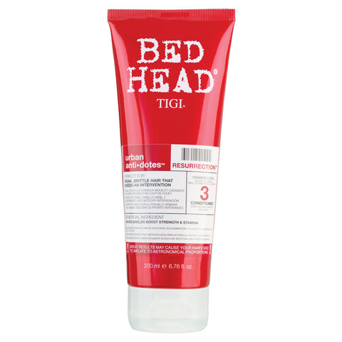 TIGI Bed Head Resurrection Shampoo - Hair Cosmopolitan